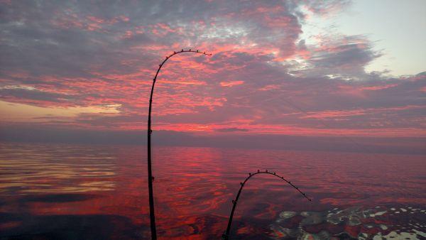 Port Sheldon Sunset 7-28-15