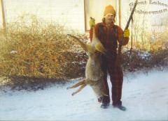 Coyote I got in 1996 with TC 50cal. Hawken