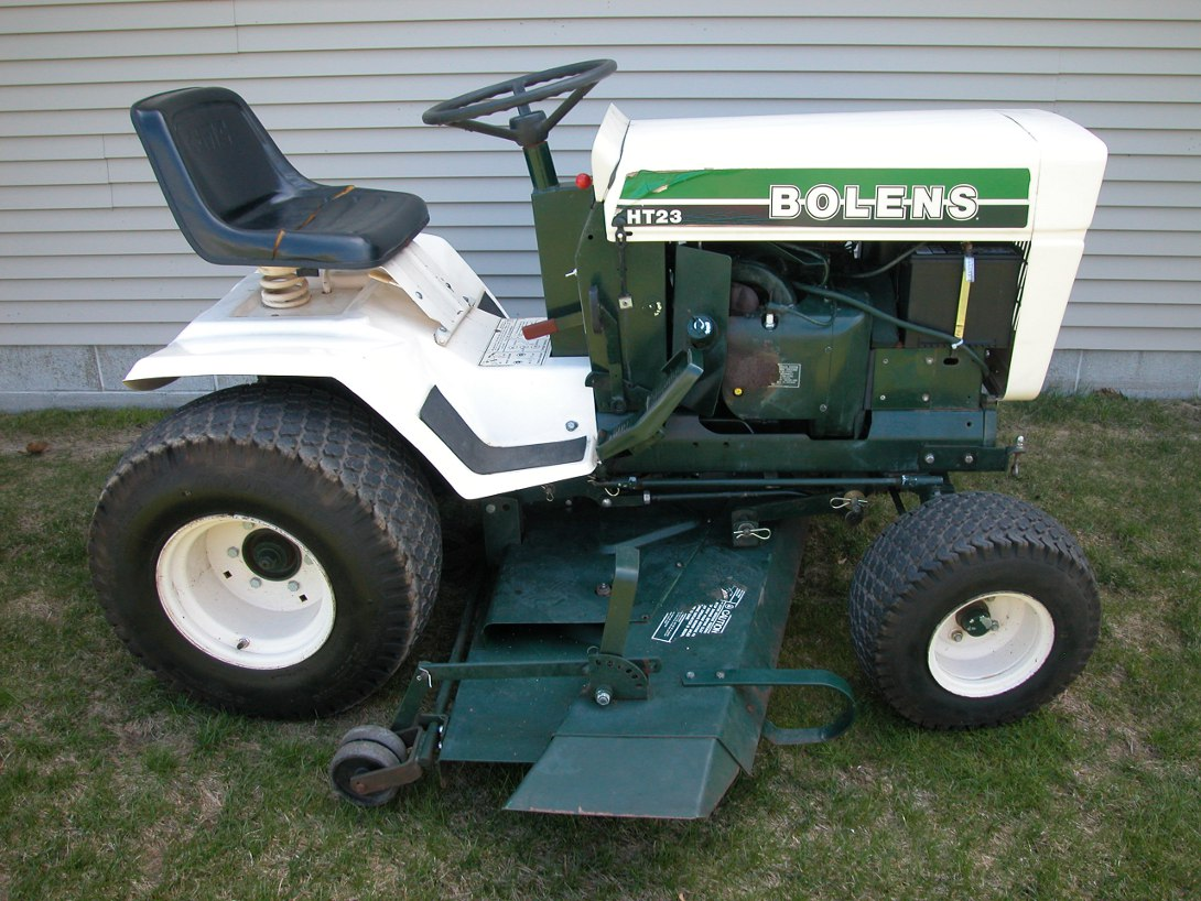 1979 Bolens HT23 Re-power