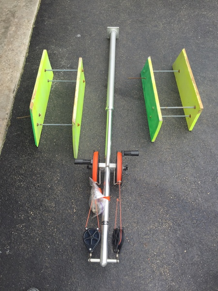 [for sale] Big Jon manual planer mast - Classifieds - Buy, Sell, Trade or Rent - Great Lakes ...