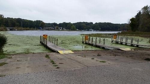 Port sheldon 10 15 16 michigan waters fishing reports for Sheldon lake fishing