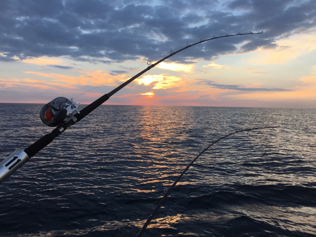 Grand haven 10 4 pm michigan waters fishing reports for Grand haven fishing report