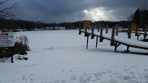 Holland port sheldon ramps 12 15 16 michigan waters for Sheldon lake fishing