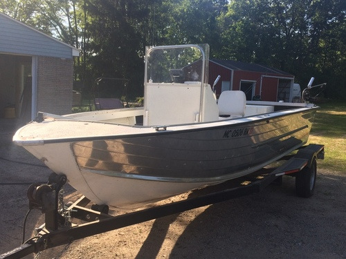 [for sale] 18' Starcraft center console boat $5000 or best ...