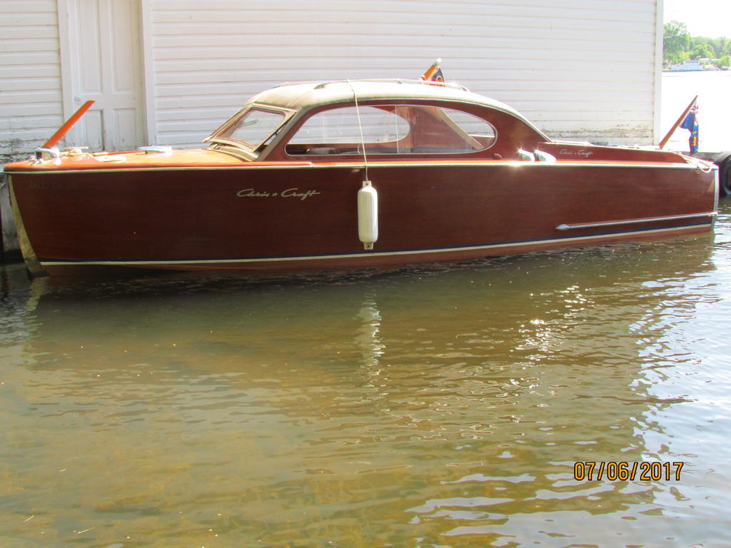 For Sale 1954 Chris Craft Sedan Boats For Sale Great